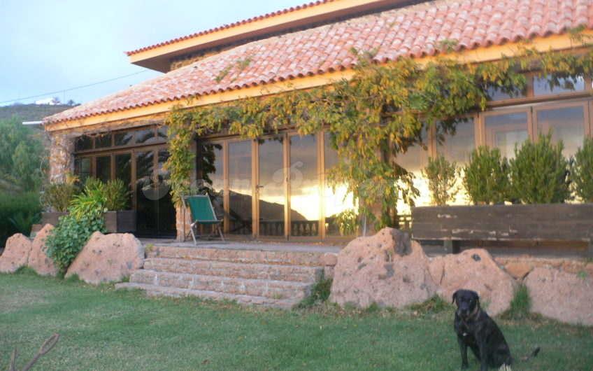 Arona Casco, Casa