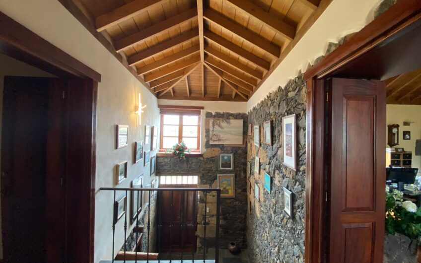 Vilaflor, Villa